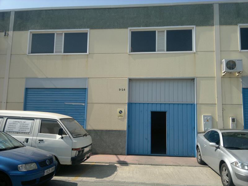 Alquiler y venta de nave en san jeronimo for Alquiler de casas en san jeronimo sevilla